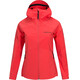 Peak Performance Adventure Jas Dames roze